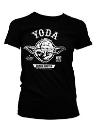 Star Wars - Girlie Shirt Grand Master Yoda