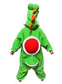 Yoshi Kigurumi child costume