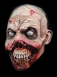 Zahnfleischbluter Zombie Maske aus Latex