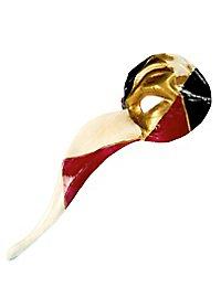 Zanni arlecchino - Venezianische Maske
