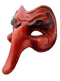 Zanni Diavolo Venetian Mask