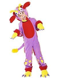 Zany Monster Kids Costume