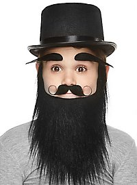 Zauberer Bart-Set für Kinder
