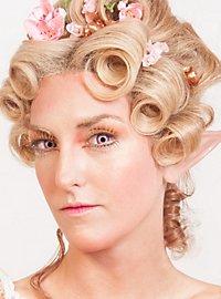 Rosa Kontaktlinsen Motiv Zauberer
