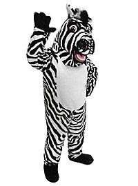 Zebra Maskottchen