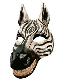 Zebra - Venetian Mask