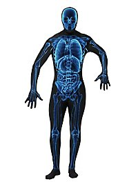 Zentai Full Body Costume X-Ray Costume