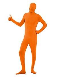 Zentai Ganzkörperanzug orange