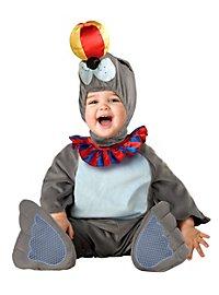 Zirkusrobbe Babykostüm