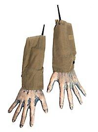 Zombie-Arme Dekoration