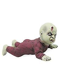 Zombie Baby Halloween Deko