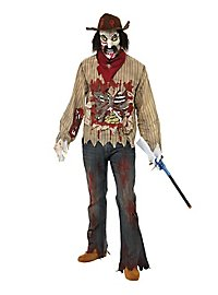 Zombie Bad Guy Costume