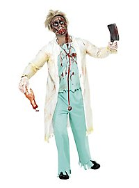 Zombie Chirurg Kostüm