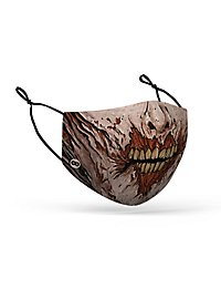 Zombie cloth mask