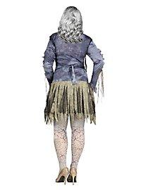 Zombie Damenkostüm Ballerina