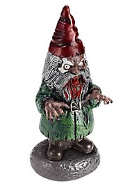 Zombie Garden Gnome Man Halloween Decoration