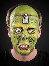 Zombie Hirni Maske aus Latex