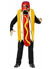 Zombie Hot Dog Costume