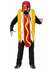 Zombie Hot Dog Karnevalskostüm