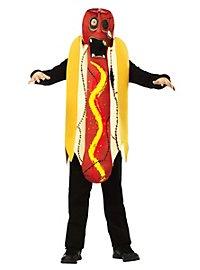 Zombie Hot Dog Kinderkostüm