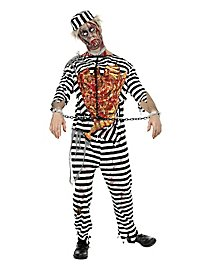 Zombie Jailbird Costume