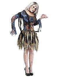 Zombie lady's costume ballerina