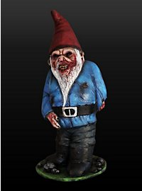Zombie Lawn Gnome Decoration