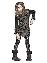 Zombie Mädchenkostüm