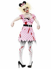 Zombie Mäuschen Kostüm