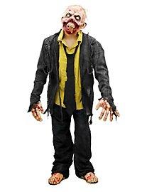 Zombie Manager Kostüm mit Maske