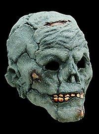 Zombie Maske des Grauens aus Latex