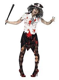 Zombie Meter Maid Costume