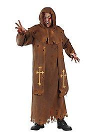 Zombie Monk Costume