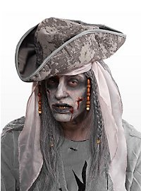 Zombie Pirate Wig
