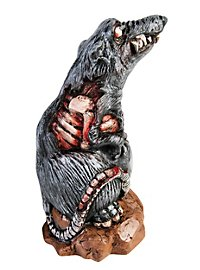 Zombie Rat Halloween Decoration