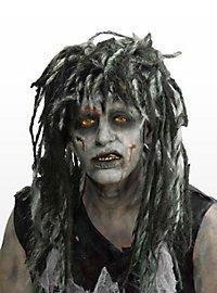 Zombie Rocker Perücke