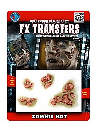 Zombie Rot 3D FX Transfers