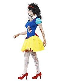 Zombie Schneewittchen Kostüm