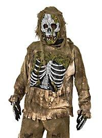 Zombie Skelett Kostüm