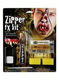 Zombie Skin Zipper SFX Kit