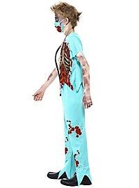 Zombie Surgeon Child Costume