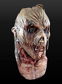 Zombie-Vogelscheuche Maske aus Latex