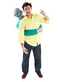 Zombiekumpel Kostüm