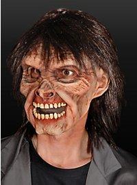 Zombiemaske Mr. Undead Maske aus Latex