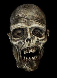 Zombieschädel Deko