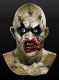 Zunge der Verdammnis Dämon Maske aus Latex