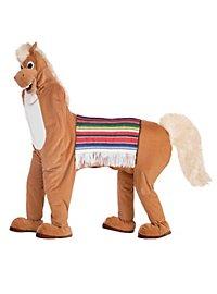 Zwei Personen Pferdekostüm