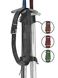 Zweifacher Rückenschwerthalter Schnalle