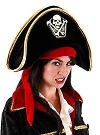 Zweispitz Pirat