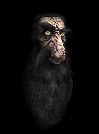 Zwergenkönig Maske aus Latex